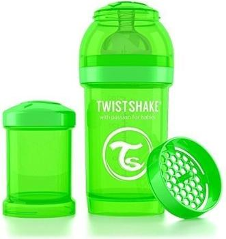 Twistshake Anti-colic Green 180 ml