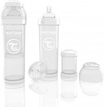 Twistshake Anti-colic white 330 ml