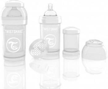 Twistshake Anti-colic white 180 ml