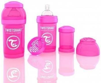 Twistshake Anti-colic pink 180 ml