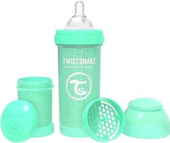 Twistshake Anti-colic green 260 ml