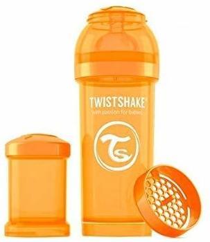 Twistshake Anti-colic orange 260 ml