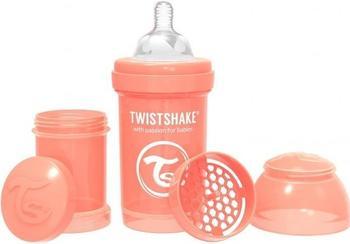 Twistshake Anti-colic orange 180 ml