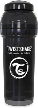 Twistshake Anti-colic black 260 ml