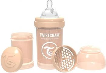 Twistshake Anti-colic beige 180 ml