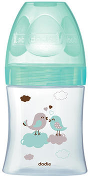 Dodie Baby glass bottle Green 150 ml