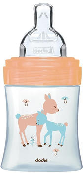 Dodie Baby glass bottle Orange 150 ml