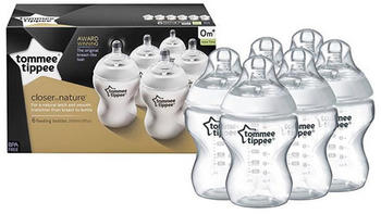 Tommee Tippee Closer to Nature Easivent 5 x 260ml