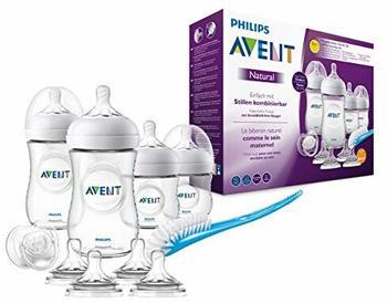 Philips AVENT Natural-Neugeborenen-Starterset (SCD301/02)