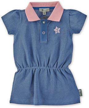 Sterntaler Polo-Dress mittelblau (2731900-365)