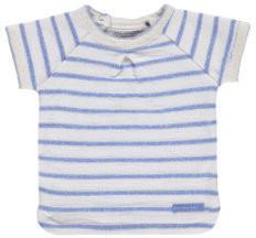 Bellybutton Dress stripe blue (1762068-0001)