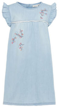 Name It Dress Nmfasoya light blue denim (13150460)