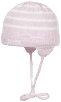 Döll Strickmütze Streifen pink/weiß (7100537-2720)