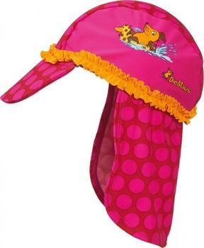 Playshoes Baby-Sommermütze die Maus (461119-18) pink