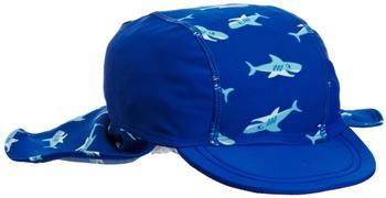 Playshoes Baby-Cap Hai (460128-7) blau