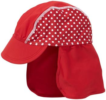 Playshoes Baby-Cap (461038-8) rot