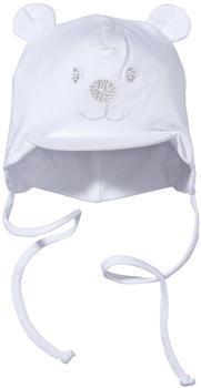 Sterntaler Erstlingsmütze (5334063) weiß