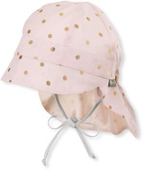 Sterntaler Schirmmütze mit zartrosa (1412025-707)