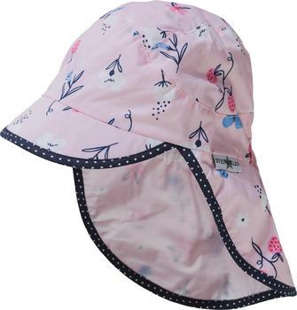 Sterntaler Schirmmütze mit rosa (1422026-724)
