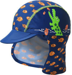 Playshoes UV-Schutz Mütze Krokodil (461166-11)