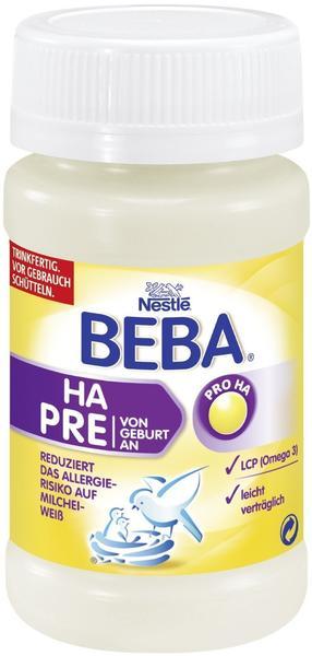 BEBA HA Pre Produkte