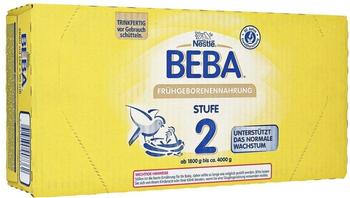 BEBA Frühgeborenennahrung Stufe 2 trinkfertig (32x90ml)