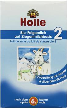 Holle Bio-Folgemilch auf Ziegenmilchbasis 2 (400g)