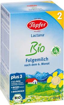Töpfer Lactana Bio 2 (600 g)