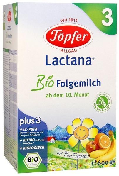 Töpfer Lactana Bio 3 (600 g)