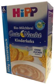 HiPP Bio-Milchbrei Gute Nacht Kinderkeks 500 g