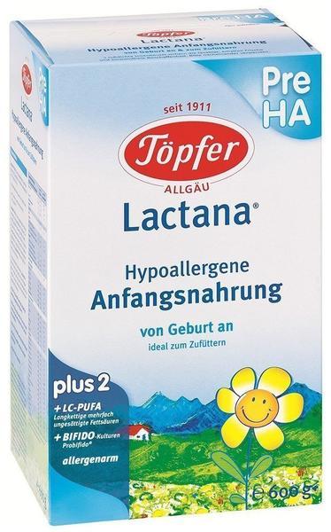 Töpfer Lactana HA Pre (600 g)