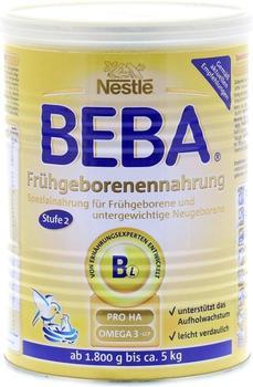 BEBA Frühgeborenennahrung Stufe 2 (400 g)