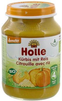 Holle Kürbis mit Reis (190 g)