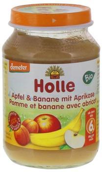 Holle Apfel & Banane mit Aprikose (190 g)