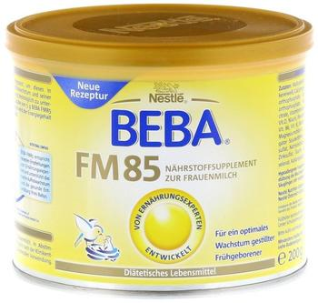 BEBA Frauenmilchsupplement FM85 (200 g)