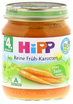 Hipp Reine Früh-Karotten (125 g)