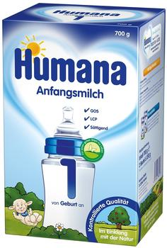 Humana Anfangsmilch 1 (700 g)