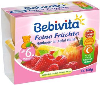 Bebivita Feine Früchte Himbeere in Apfel-Birne (400 g)