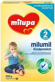 Milupa Milumil Kindermilch 2+ 4 x 550 g