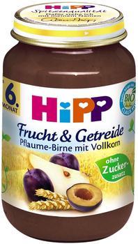 Hipp Frucht & Getreide Pflaume-Birne mit Vollkorn (190 g)