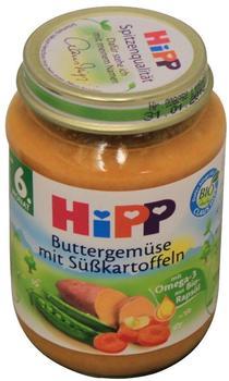 Hipp Buttergemüse mit Süßkartoffeln (190 g)