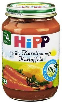 Hipp Früh-Karotten mit Kartoffeln (190 g)