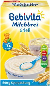 Bebivita Milchbrei Grieß (600 g)