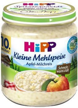 Hipp Kleine Mehlspeise Milchreis Apfel (200 g)