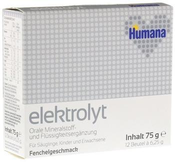 Humana Elektrolyt Fenchel (75 g)