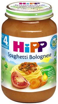 Hipp Spaghetti Bolognese nach dem 4. Monat (190 g)