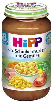 HiPP Bio-Schinkennudeln mit Gemüse 220 g