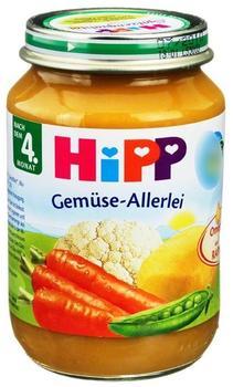 HiPP Bio Gemüse-Allerlei 190 g