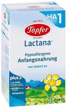 Töpfer Lactana HA 1 600 g