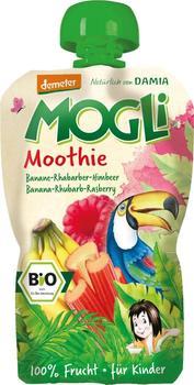 Mogli Moothie Banane Rhababer & Himbeer (100 g)